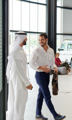 Explore commercial spaces at Dubai Media City